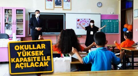 Okullar 15 Şubatta Açılıyor