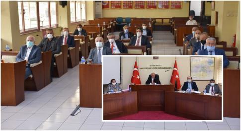 Karabük İl Genel Meclisi Mayıs ayı toplantısı gerçekleşti