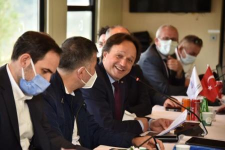 TCDD Genel Müdürü Uygun Karabük'te