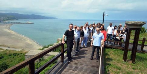 Bölge Turizmini Canlandıracak Yeni Bir Projenin Çalışmaları Başladı