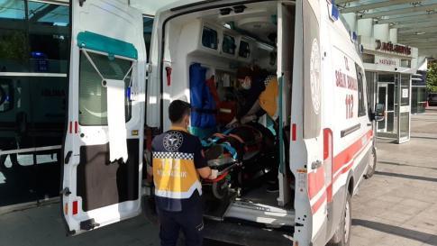 Yine İş Kazası 1 İşçi Yaralandı